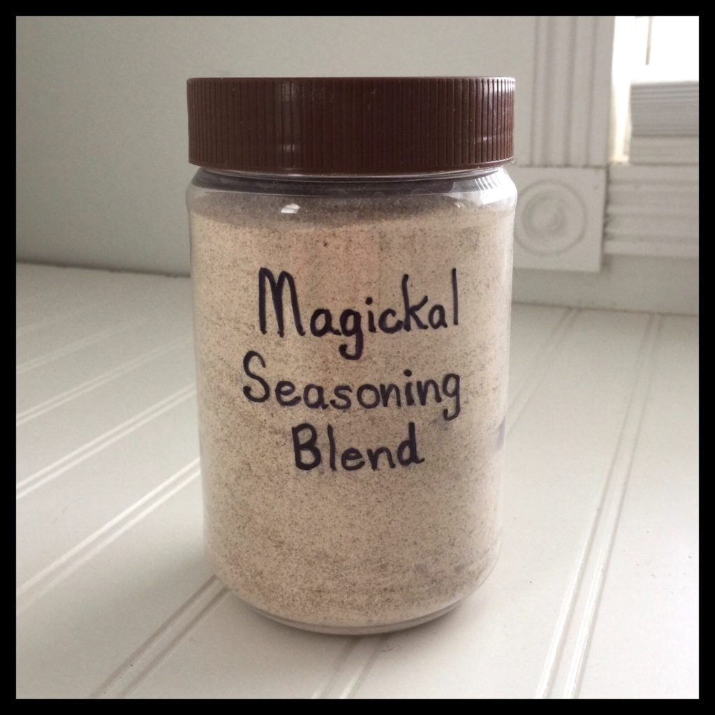 Magickal Seasoning Blend
