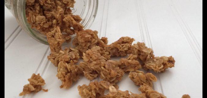 How to make vegan granola vegan kitchen magick ccuart Image collections
