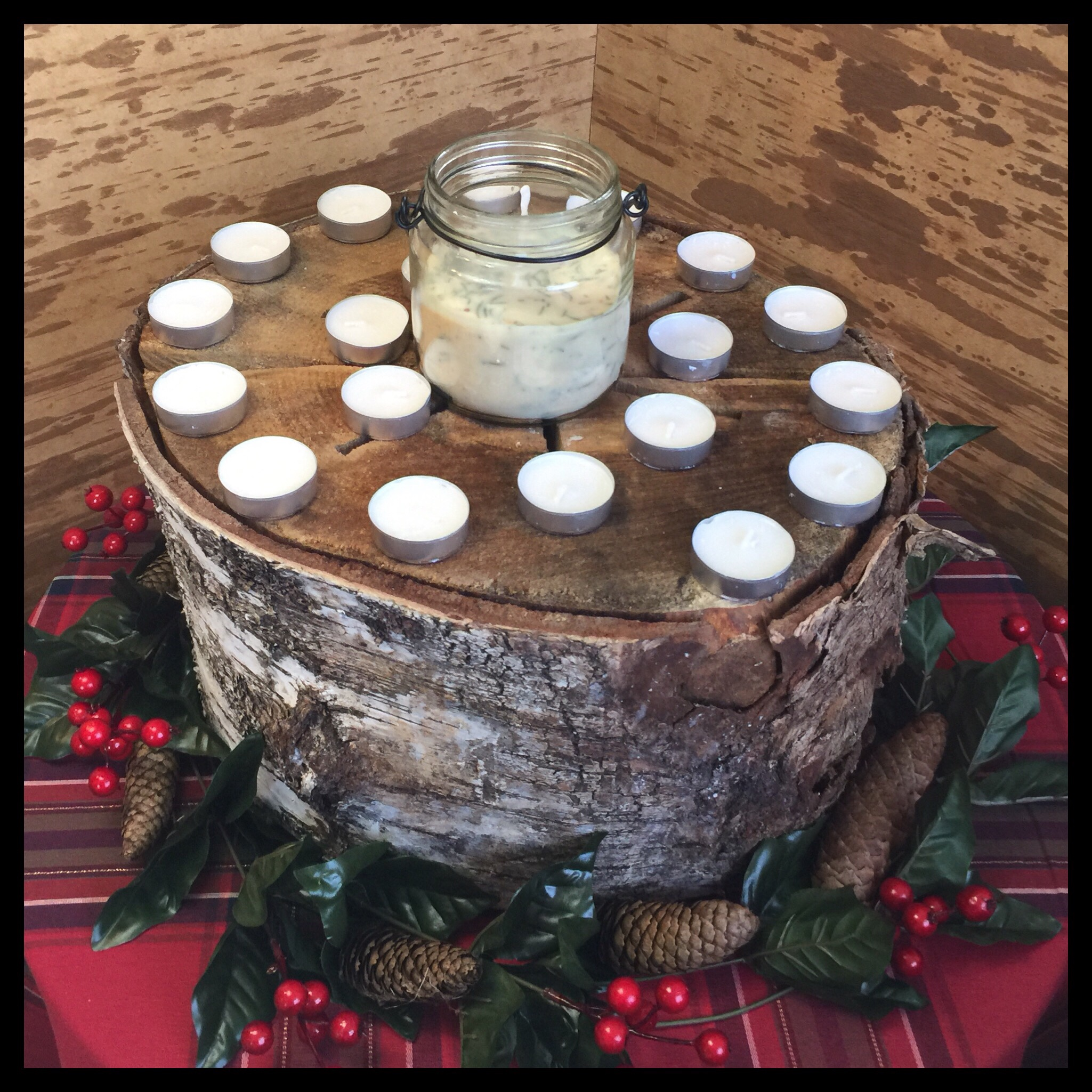 The Meanings of the Color Candles for the Yule Log ...